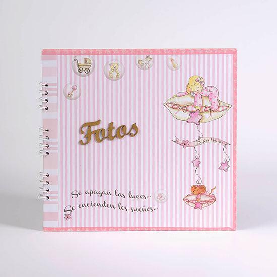 Álbum-Fotos-Bebé--Dreams-Rose-KIDS0054-1