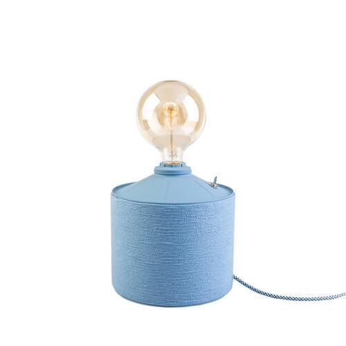 Lámparas de diseño con cuerda